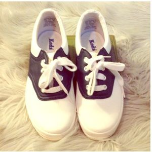47571a3691668 📚✏️Keds School Days II Shoes Size W5 or Kids 3🖍